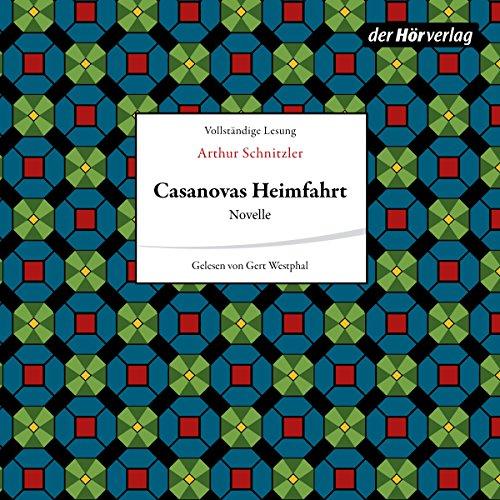 Casanovas Heimfahrt cover art