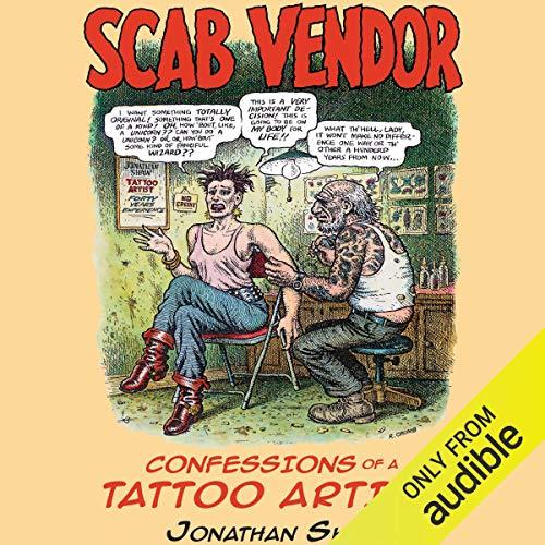 『Scab Vendor』のカバーアート