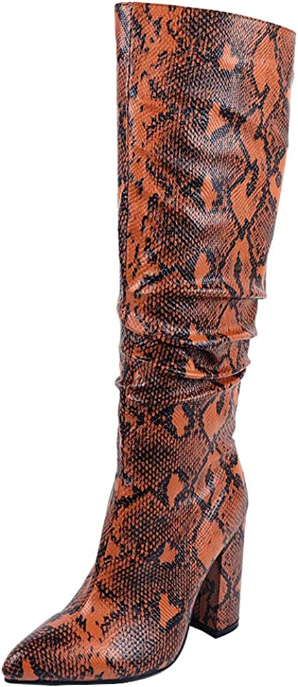 Skapee Women Charlotte Mall Elegant Boots Knee San Jose Mall High high-heels