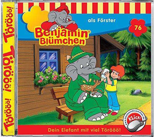 Benjamin Blümchen - Folge 76: Als Förster