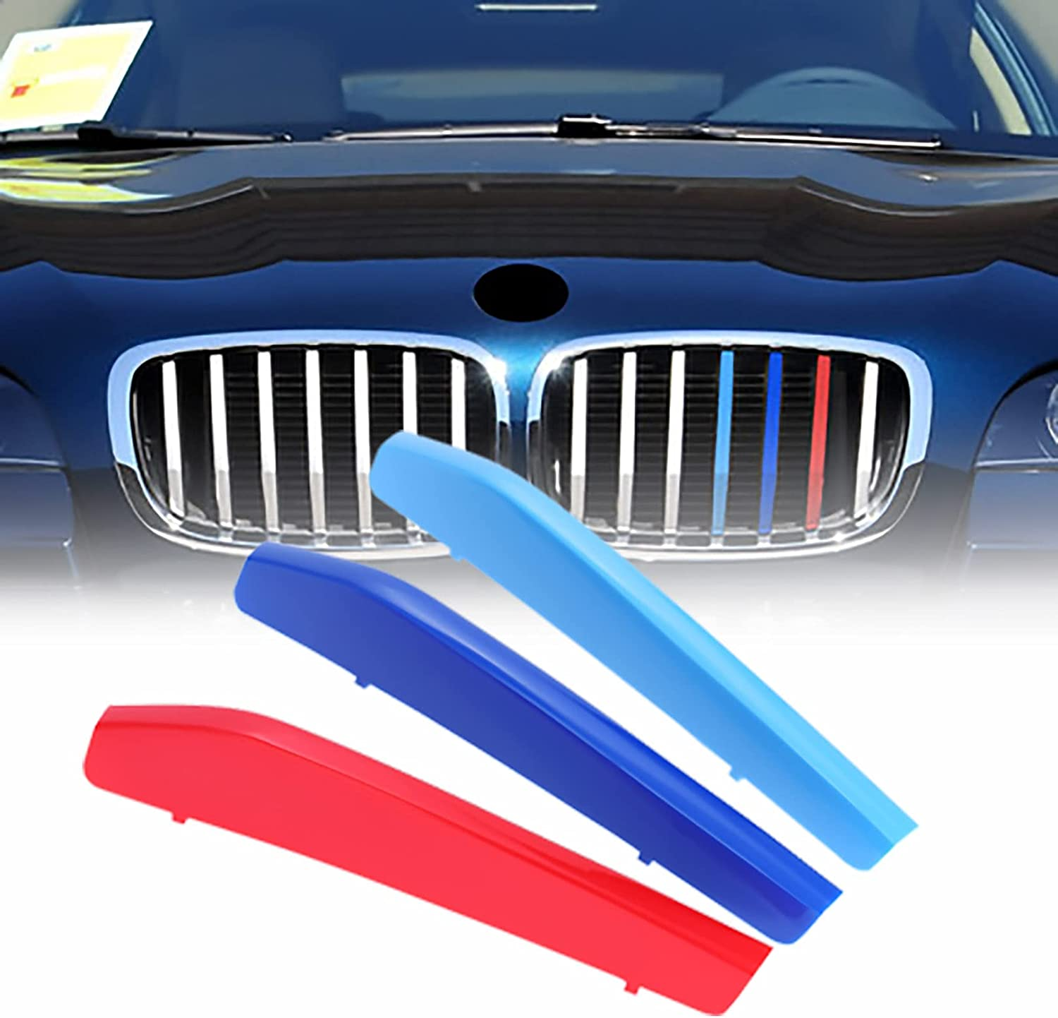 LVJFY for Ranking TOP16 BMW X6 2013-2014 Ranking TOP19 Parts 7Grilles Fr Decorative Sports