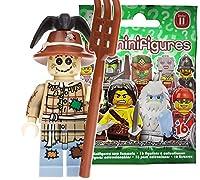 レゴ (LEGO) ミニフィギュア シリーズ11 かかし 未開封品 (LEGO Minifigure Series11 ) 71002-2