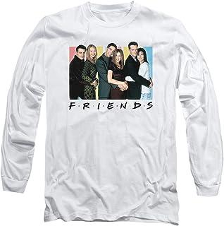 Popfunk Friends Cast Longsleeve T Shirt & Stickers