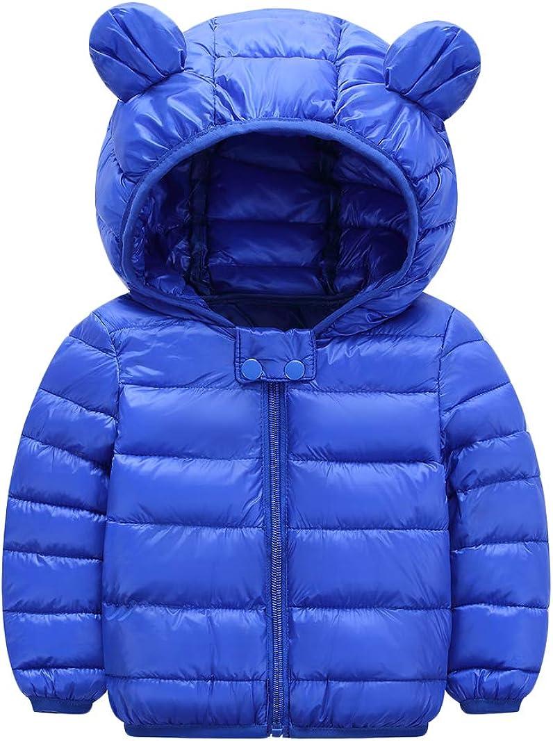 BOFETA Kids Winter Hooded Lightweight Puffer Manufacturer regenerated product Deluxe Jackets War Outwear