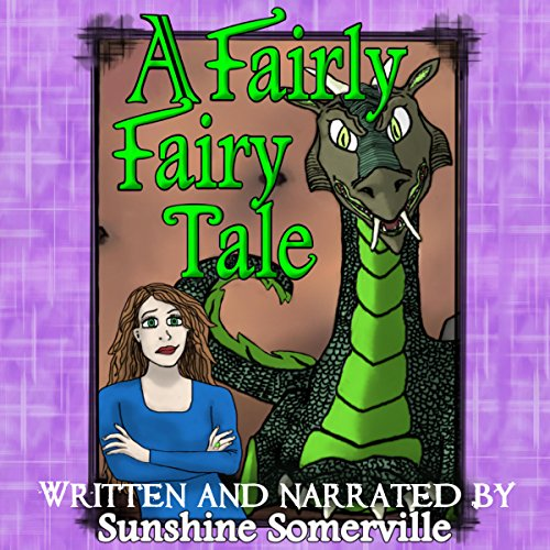 A Fairly Fairy Tale audiobook cover art