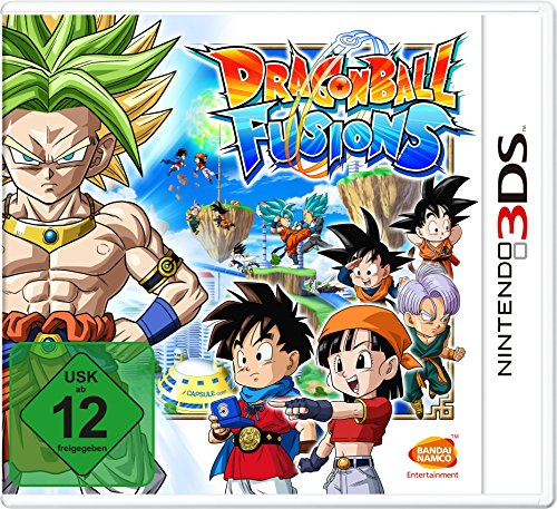 Dragon Ball Fusions - [Edizione: Germania]