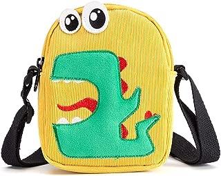 ZALING Women Waist Bag Fanny Pack Messenger Bag Leopard Print Travel Vintage Waist Pack Yellow