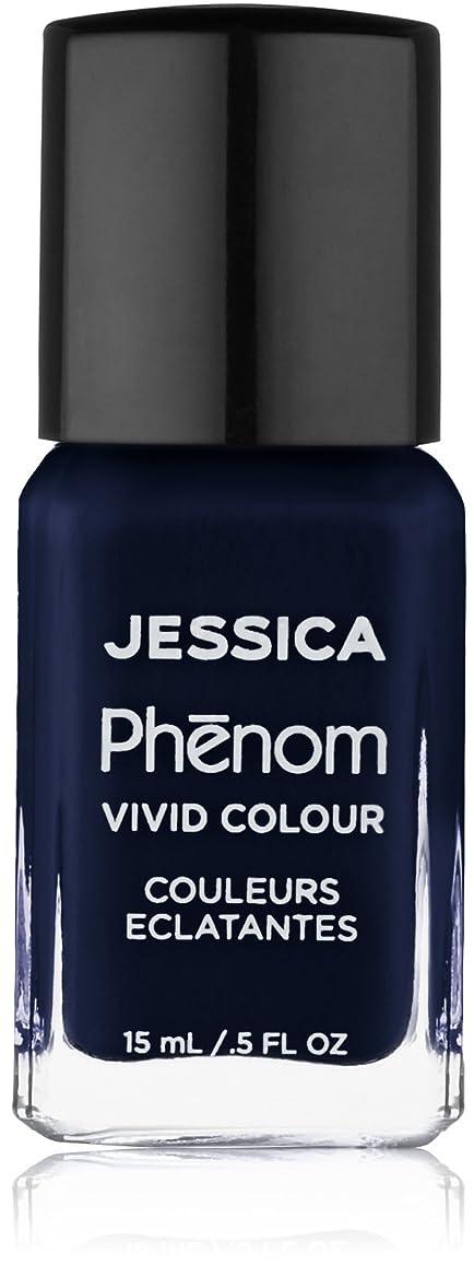 エリート柔らかさフリルJessica Phenom Nail Lacquer - Blue Blooded - 15ml / 0.5oz