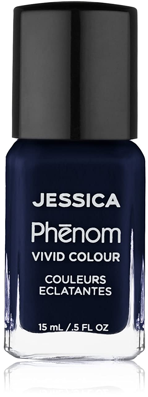 志すクレアカイウスJessica Phenom Nail Lacquer - Blue Blooded - 15ml / 0.5oz