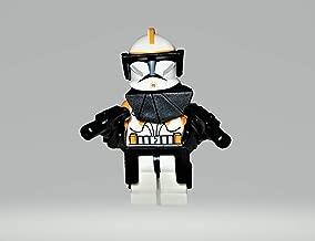 LEGO Star Wars Clone Wars Minifigure - Commander Cody with Armor & Blasters