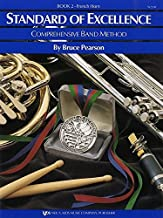Pearson: Standard of Excellence Book 2 (French Horn)