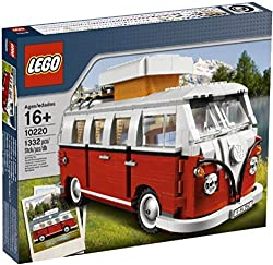 Campervan Gifts: Lego Campervan