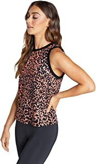 Rockwear Activewear Women's Just Peachy Printed Tank from Size 4-18 for Singlets Tops