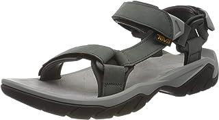 Terra Fi 5 Universal Leather Sandal Mens, Sandalias con Correa de Tobillo para Hombre