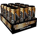 12 Dosen Rockstar Revolt Killer Ginger Energy Drink 12 x 500ml inc. 3.00€ EINWEG Pfand