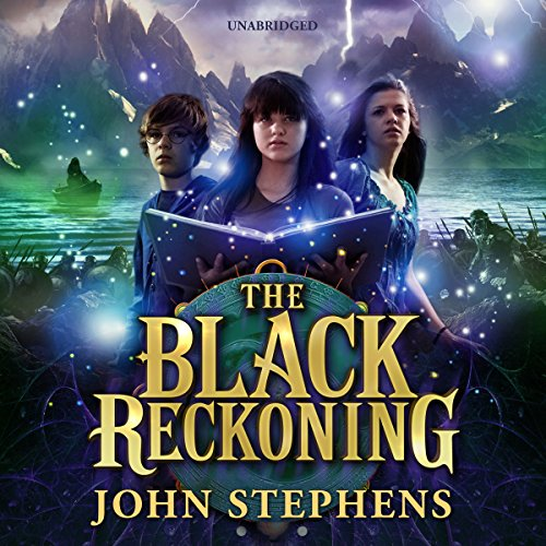 The Black Reckoning audiobook cover art
