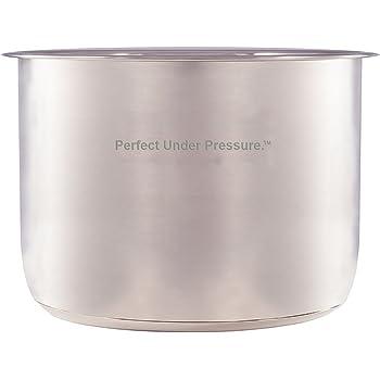Yedi Houseware Inner Cooker Pot, 6 Quart, Stainless Steel
