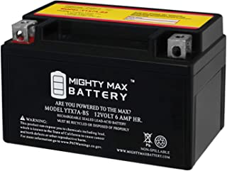 Mighty Max Battery YTX7A-BS Battery for Tao Tao 50CC Scooter 2009 Brand Product
