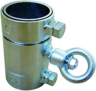 吹流し用金具 48.6Φ単管用,100H (アラオ) 単管パイプに差し込むだけのボルトオン装着。AR-1209 吹き流し用金具 ARAO