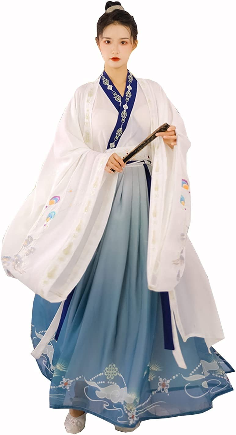 YANLINA Hanfu trend rank Chinese Traditional Costume Fl OFFicial store Ancient Women