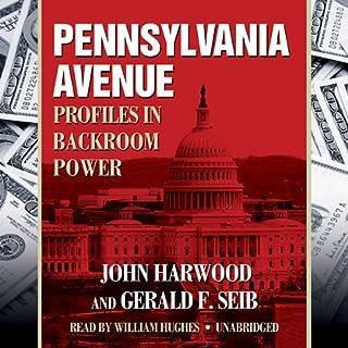 Pennsylvania Avenue audiobook cover art
