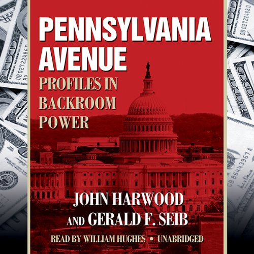 Pennsylvania Avenue audiobook cover art