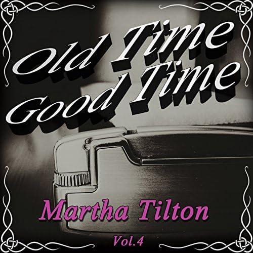 Martha Tilton, Benny Goodman