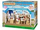 SYLVANIAN FAMILIES- Seaside Restaurant Mini muñecas y Accesorios, Multicolor (Epoch para Imaginar 4190)