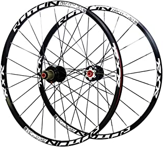 26 Inch High-End Bicycle Equipment Cycling Accessories Palin Mountain Bike Carbon Fiber Wheels Bike Wheelset,7-10 Speed Re...