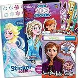 Disney Frozen 2 Imagine Ink Coloring Activity Book Deluxe Set