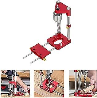 Woodworking Drill Locator, Portable drilling locator,Woodpeckers precision locator,Woodworking locator, Adjustable Drillin...