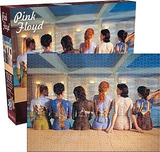 Aquarius Pink Floyd - Back Art 1000 PC Jigsaw Puzzle