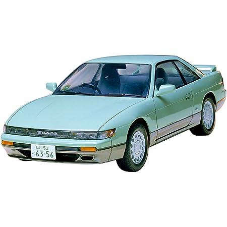 タミヤ 1/24 スポーツカーシリーズ No.78 ニッサン シルビア K's プラモエル 24078