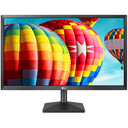 "LG 24MK430H-B 24"" LED IPS LCD Monitor HDMI VGA 1080p Widescreen w/AMD FreeSync - Black"