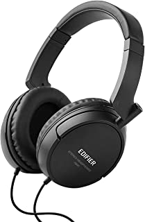 Edifier H840 Audiophile Over-the-ear Headphones - Hi-Fi Over-Ear Noise-Isolating Audiophile Closed Monitor Stereo Headphone