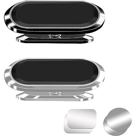 Zxk Co Handyhalterung Auto Magnet 2 Pack Handyhalter Elektronik