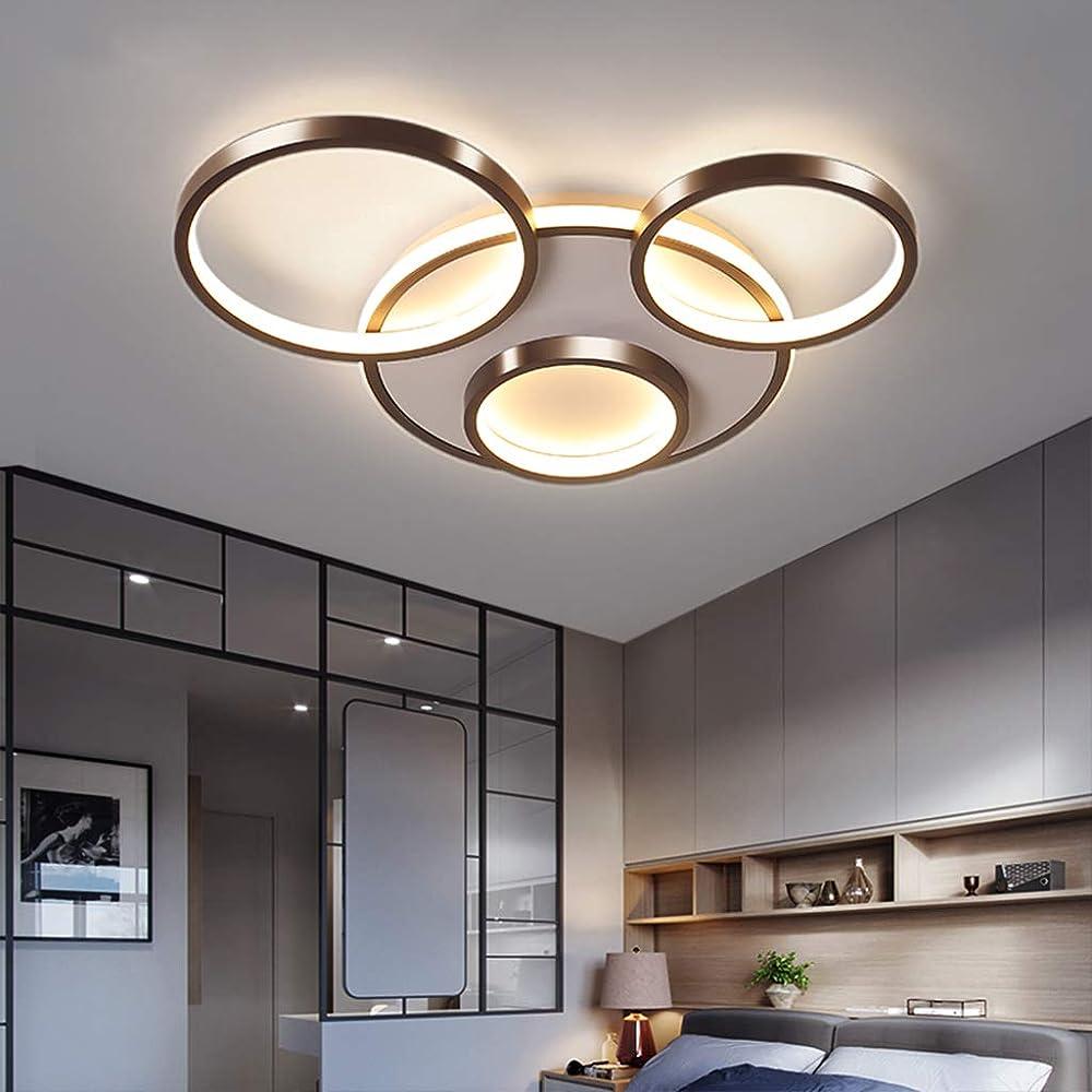Plafoniera led soffitto lampadari moderni 996-713-784
