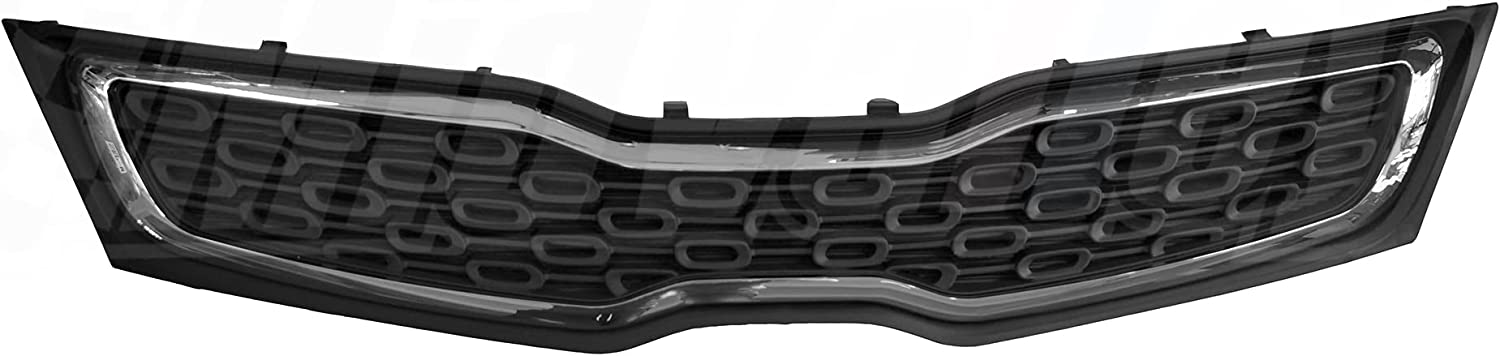 Mid Valley - Bumper Grille For 2012 2014 2015 Sedan Special price Ranking TOP11 for a limited time 2013 Kia Rio