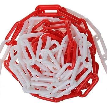 CATENA PLASTICA B//ROSSA MM.6 ART104 SA0390706