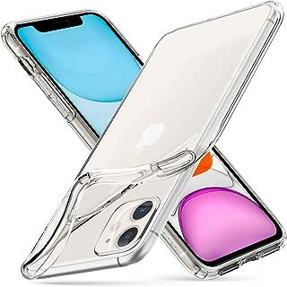 Spigen Liquid Crystal Funda iPhone 11, Diseñado para Apple iPhone 11 (6.1