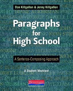 Paragraphs for High School: A Sentence-Composing Approach
