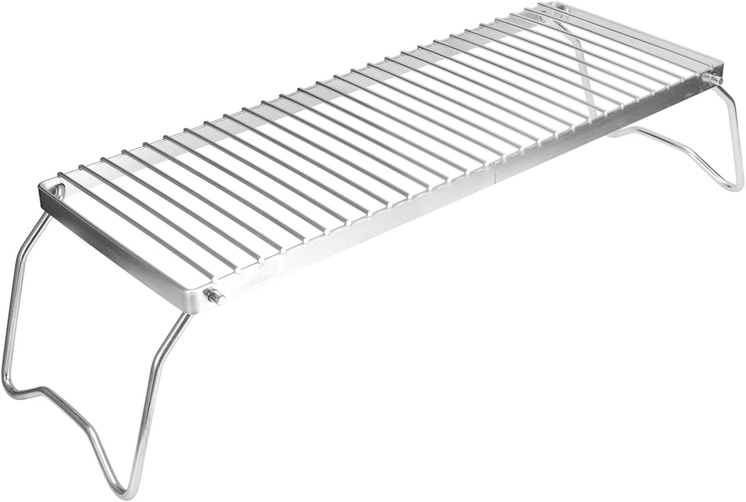 Max 52% OFF Wosune Portable Camping Grill Campfire Stainless Folding Recommended