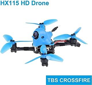 BETAFPV HX115 HD 3-4S Toothpick Quadcopter with TBS Crossfire F4 2-4S AIO 12A Toothpick FC Runcam Split 3 Nano 1080P Camera OSD Smart Audio 25-200mW Switchable A01 VTX 1105 5000KV Motor Micro RC Drone