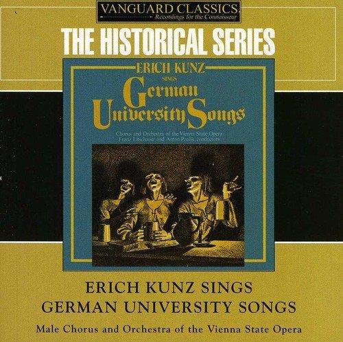 Deutsche Studentenlieder