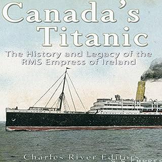Canada's Titanic audiobook cover art