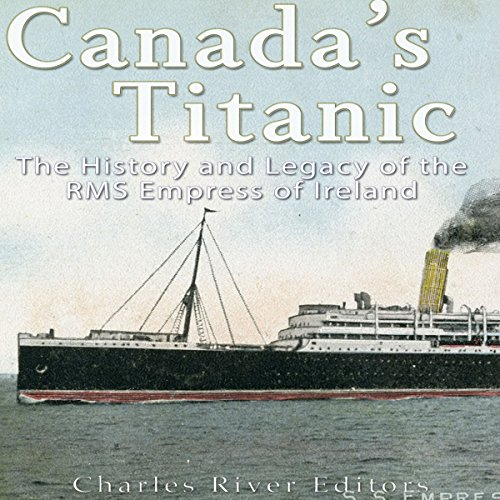Canada's Titanic audiobook cover art