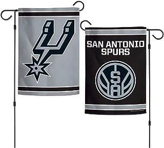 "Best Wincraft NBA San Antonio Spurs 12.5"" x 18"" Inch 2-Sided Garden Flag Logo Review"