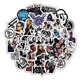 [36 Pcs] Alternative Rock Band Stickers, Rock Decals, Decals Rock Bands, Band Sticker Pack, Rock Sticker Pack, Stickers Rock, Classic Rock Stickers and Decals, Music Sticker Pack, Stickers Music