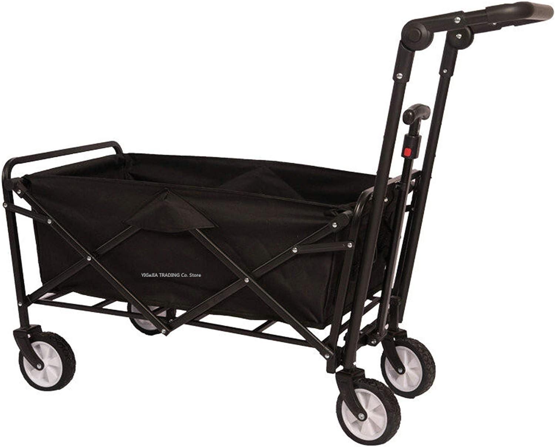 Household Folding Shopping Cart Camping Ultra-Cheap Deals Collapsible Groc Utility Cheap