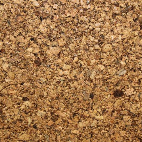 Terra Exotica Kork Rückwand braun 100 x 50 x 2 cm